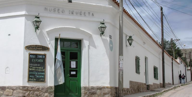 museo bellas artes tilcara